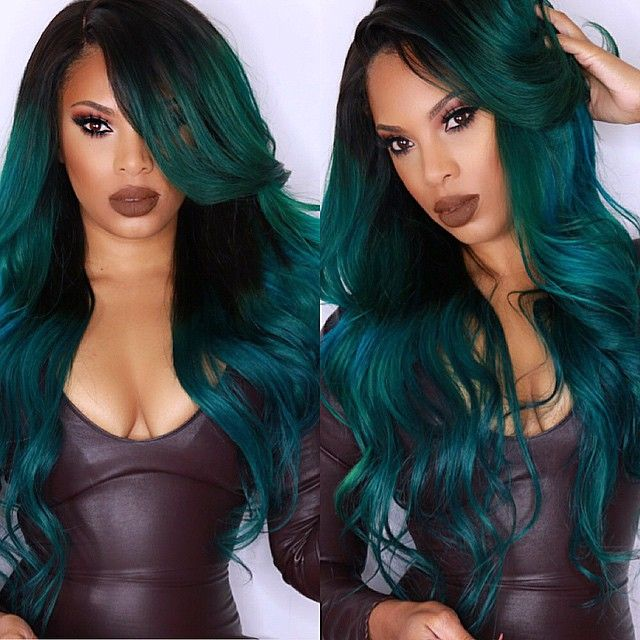 Even More Hair Color Combinations On Black Women That Will Blow Your Mind 24