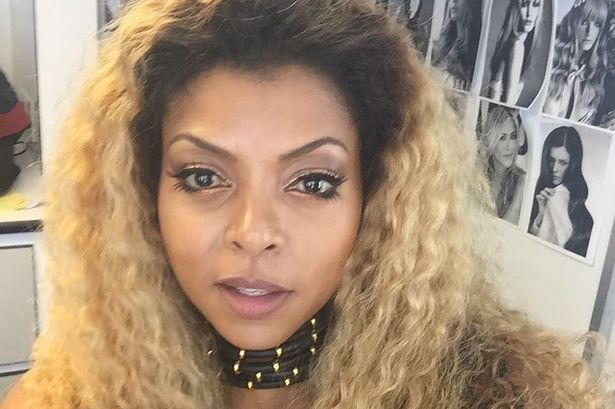 Taraji P. Henson Turns Blonde With New Hair Color