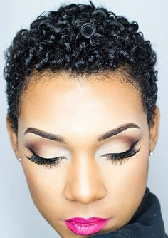 20 Short Hairstyles for Black Women That Wow 13