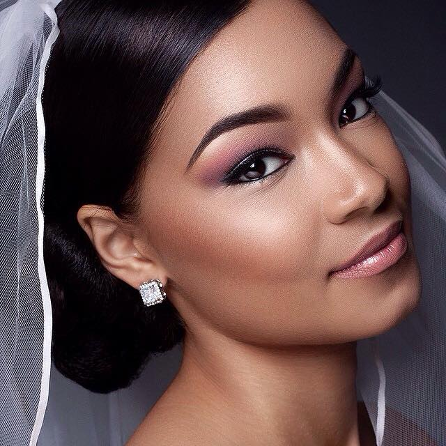 Wedding Makeup Looks For Black Ladies : 2016 Wedding Hairstyles For Black Women The Style News ...