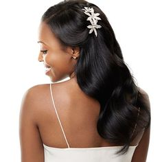 2016 Wedding Hairstyles For Black Women  13