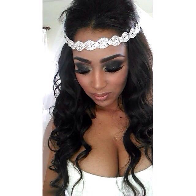 Magnificent 2016 Wedding Hairstyles For Black Women The Style News Network Short Hairstyles Gunalazisus