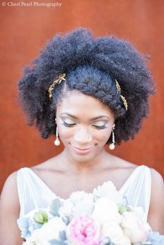 2016 Wedding Hairstyles For Black Women  14