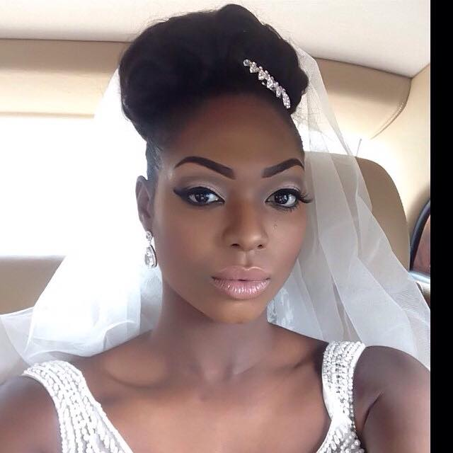2016 Wedding Hairstyles For Black Women  15