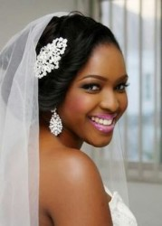 2016 Wedding Hairstyles For Black Women 4