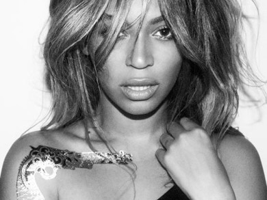 Beyonce Flash Tattoos Collection + AD Campaign