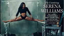 Serena Williams Flaunts Her Curves In New York Magazine Spread 2