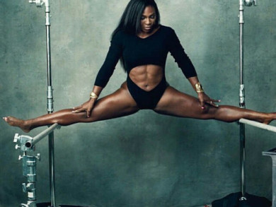 Serena Williams Flaunts Her Curves In New York Magazine Spread 4