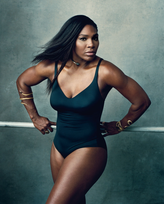 Serena Williams Flaunts Her Curves In New York Magazine Spread 5