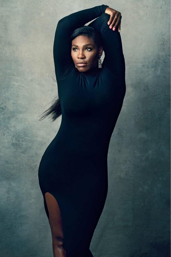 Serena Williams Flaunts Her Curves In New York Magazine Spread