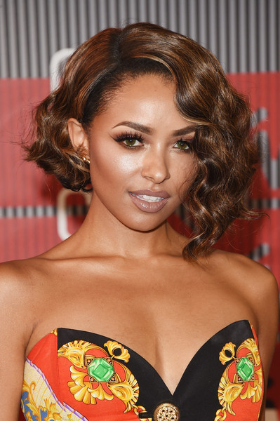 2015 Homecoming Hairstyles for Black Women 12