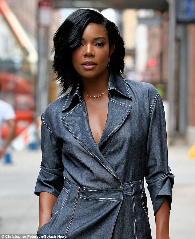 Double Chic - Christina Milian & Gabrielle Union Get Bob Haircuts For Fall