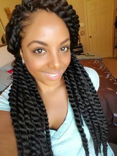Crochet Havana Hair Styles : New Trend To Try - Havana Mambo Twists - The Style News Network