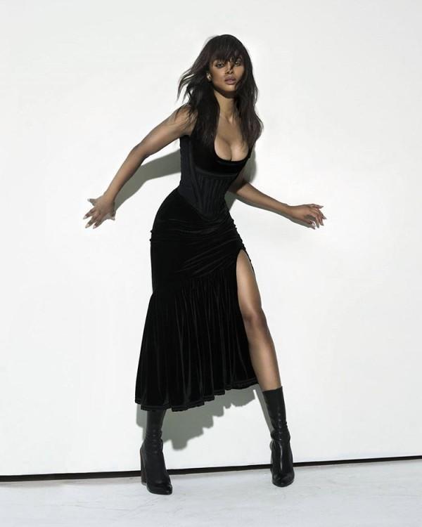 Ciara Poses for Vanity Fair Italia October 2015 Issue  3