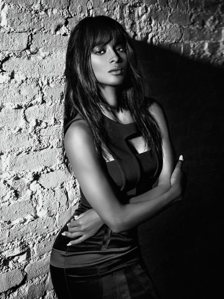 Ciara Poses for Vanity Fair Italia October 2015 Issue  4