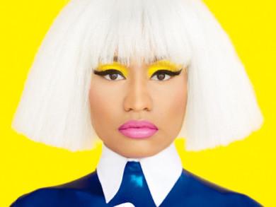 Nicki Minaj Poses for The New York Times Magazine 4