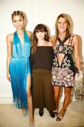 Zendaya Rocks Cornrow Braids During Paris Fashion Week 5