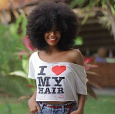 30 Natural Afros To Make You Forget About Twist Outs 11