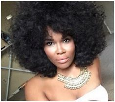 30 Natural Afros To Make You Forget About Twist Outs 13