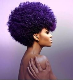 30 Natural Afros To Make You Forget About Twist Outs 24
