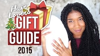 Natural Hair Lovers Gift Guide