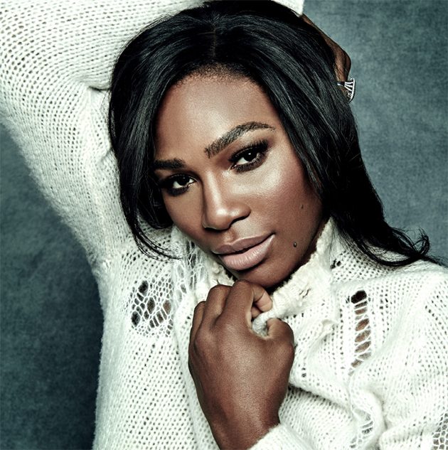 On The Cover - Serena Williams for Sports Illustrated 3