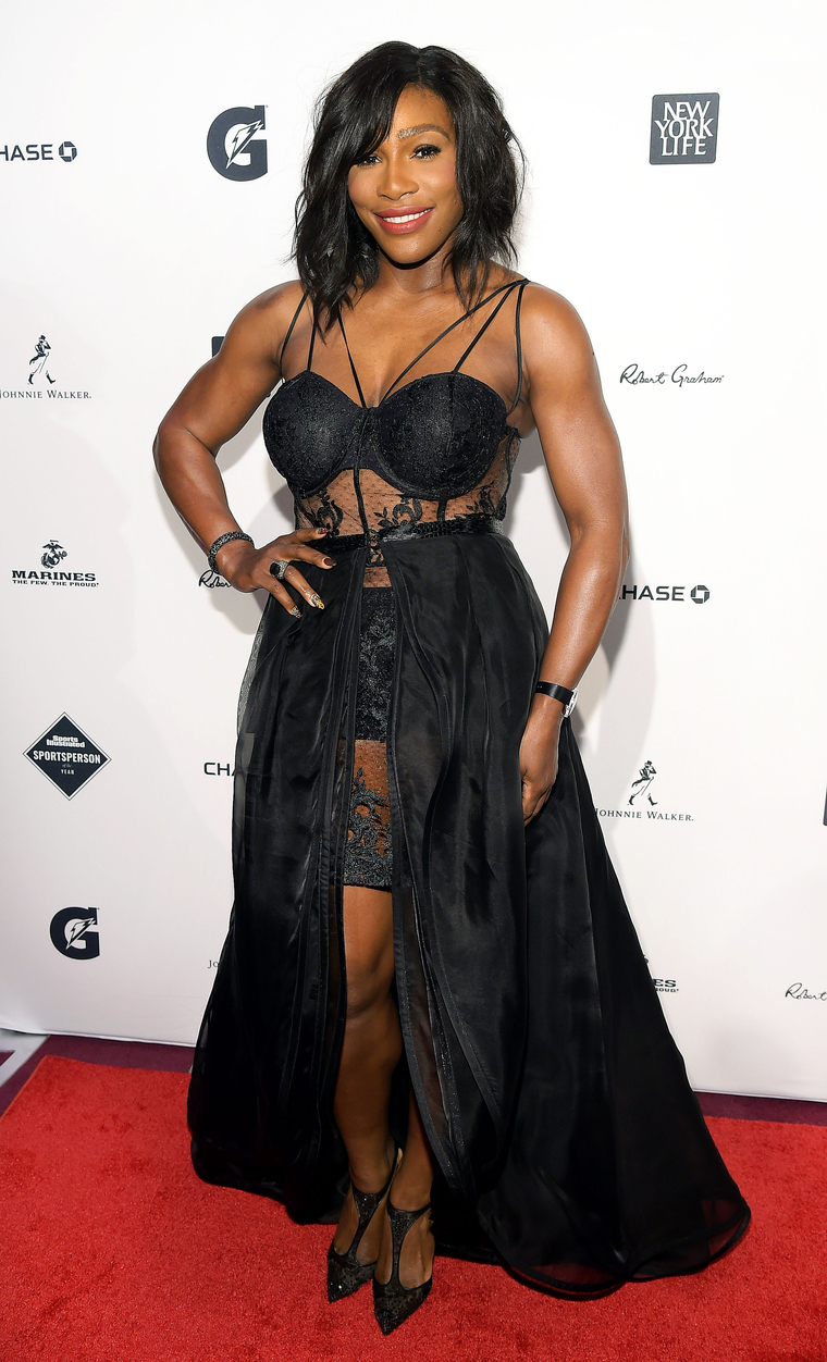 Slayed - Serena Williams Rocks Bob Trend