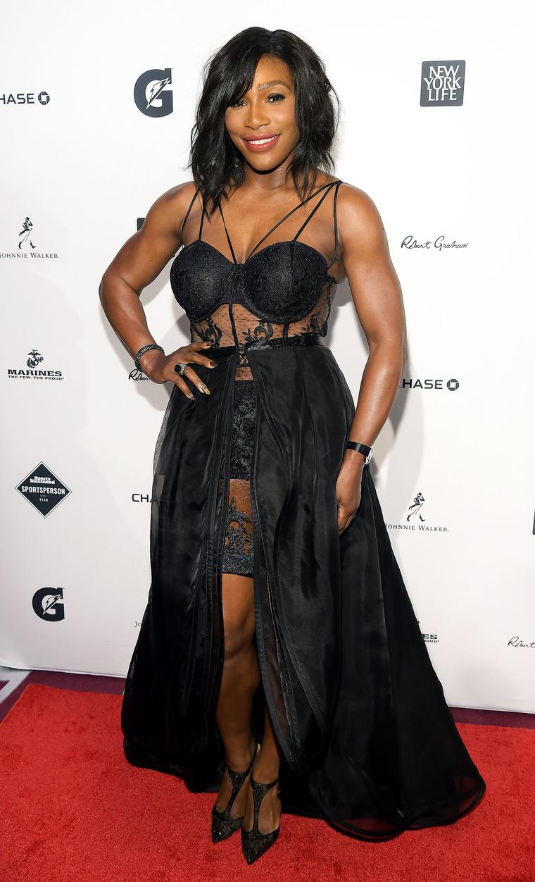 Slayed - Serena Williams Rocks Bob Trend