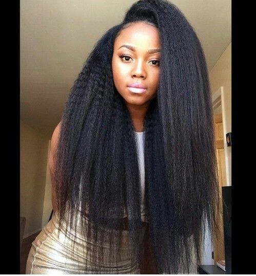 Black Hair Inspiration For The Week 1 4 16 The Style