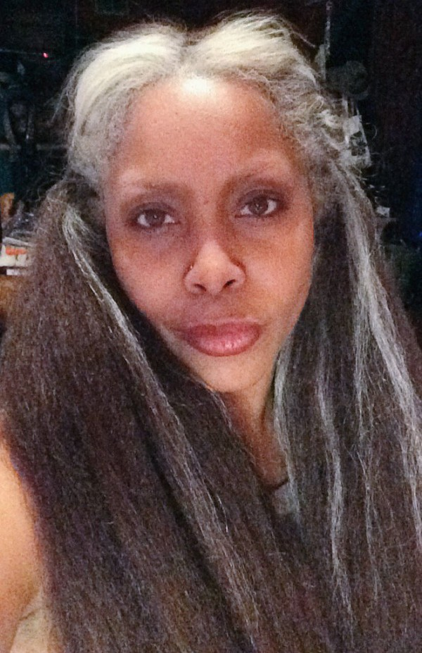 Erykah Badu Reveals Her Long Grey Strands and Shares Wisdom On Aging