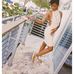 Keke Palmer Gets Edgy Shaved Haircut For The New Year 2