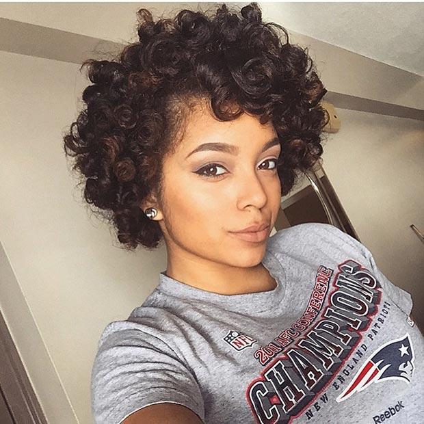 Fabulous 2016 Spring Amp Summer Haircut Ideas For Black Amp African American Short Hairstyles For Black Women Fulllsitofus