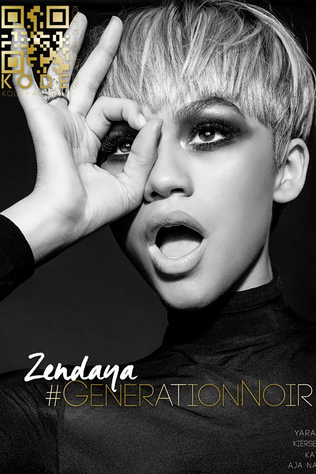 Zendaya Goes Blonde With New Pixie Haircut 4