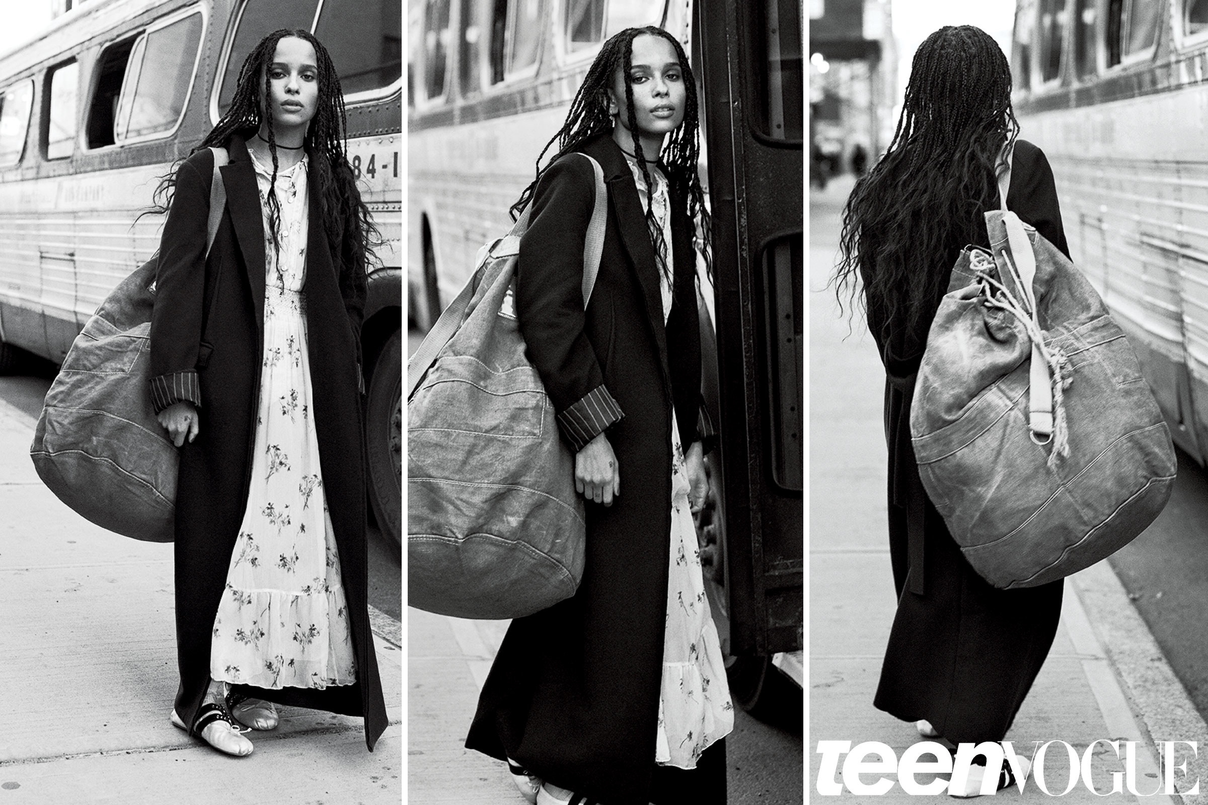 Zoe Kravitz For Teen Vogue March 2016 Issue   5