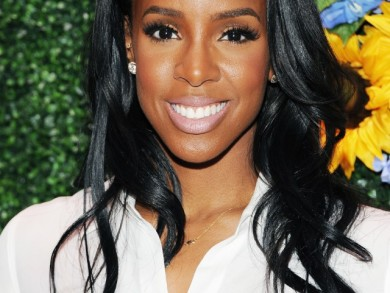 Kelly Rowland to Create New Makeup Line With 'Chocolate Girls' Mind