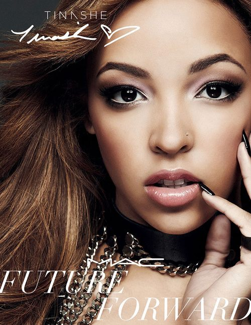 MAC Future Forward Spring 2016 Collection Featuring Tinashe, Halsey, Dej Loaf and Lion Babe 7