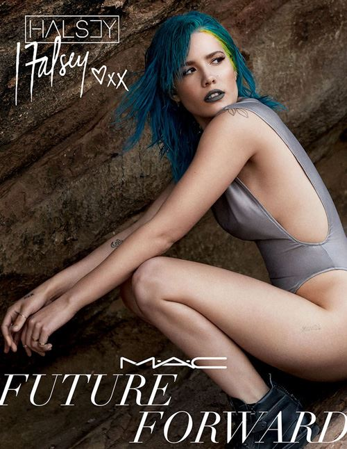 MAC Future Forward Spring 2016 Collection Featuring Tinashe, Halsey, Dej Loaf and Lion Babe 9