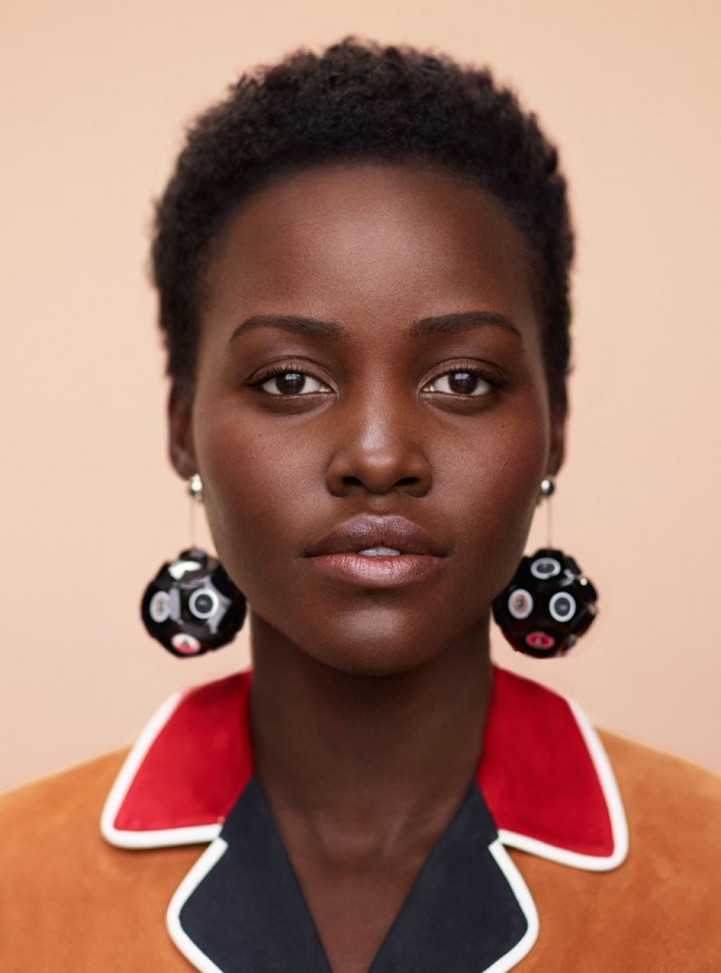 On The Cover Lupita Nyong O For Instyle Magazine