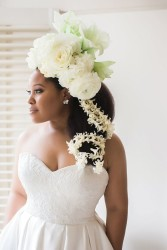 20 Natural Wedding Hairstyles for The Naturally Glam Bride  21
