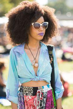 2016 Festival Hairstyles For Black Women 20