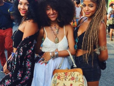 2016 Festival Hairstyles For Black Women 28