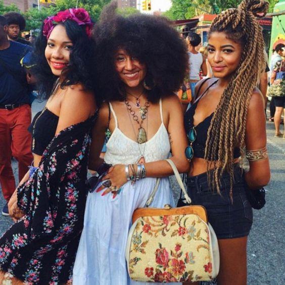 2016 Festival Hairstyles For Black Women 28
