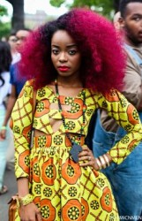 2016 Festival Hairstyles For Black Women 6