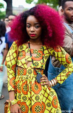 2016 Festival Hairstyles For Black Women 6