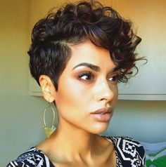 2016 Short Hair Cut Ideas For Black Women 12