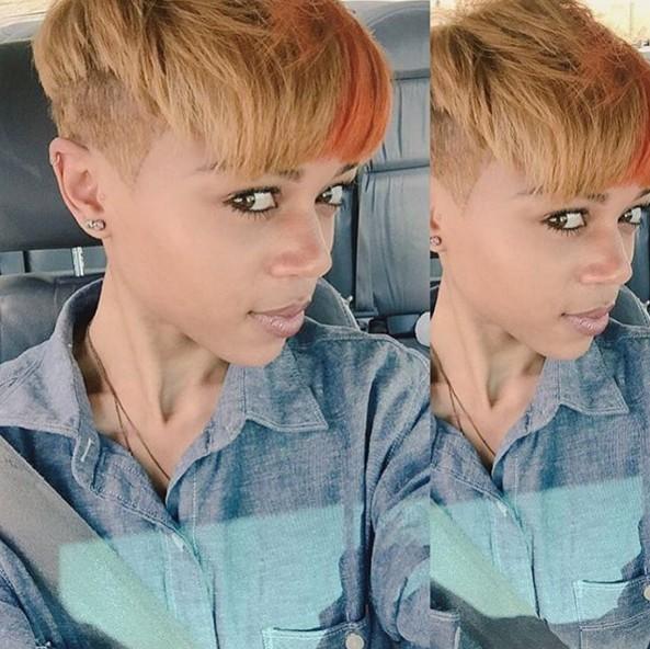 2016 Short Hair Cut Ideas For Black Women 22
