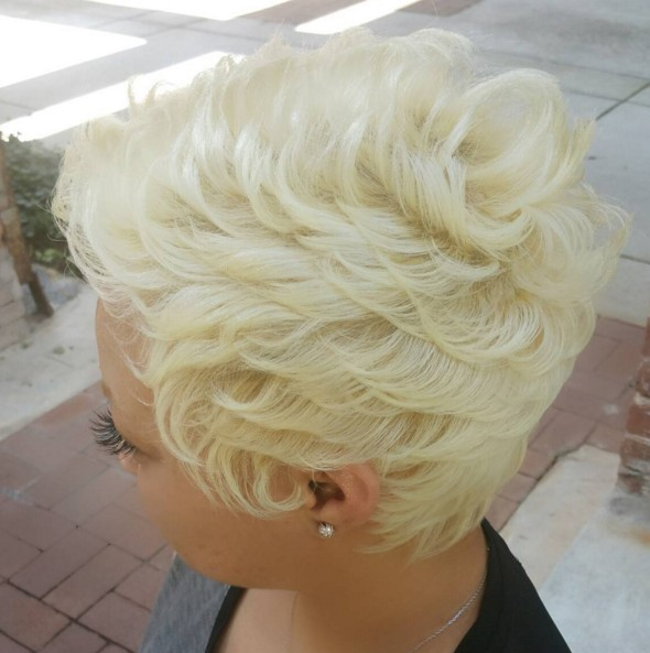 2016 Short Hair Cut Ideas For Black Women The Style News Network