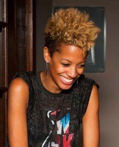 2016 Short Hair Cut Ideas For Black Women 30