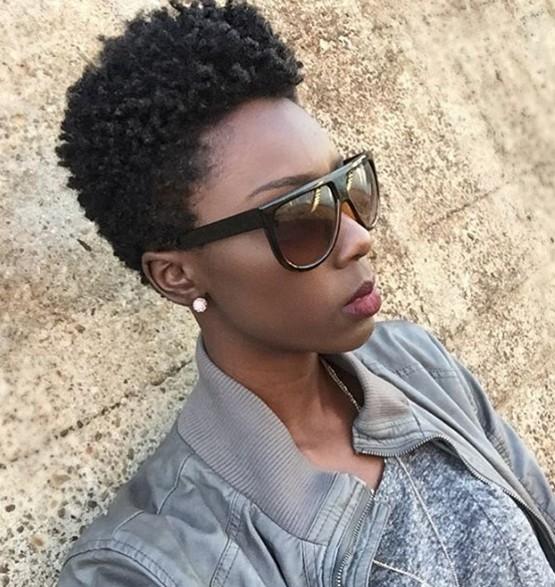 2016 Short Hair Cut Ideas For Black Women 6