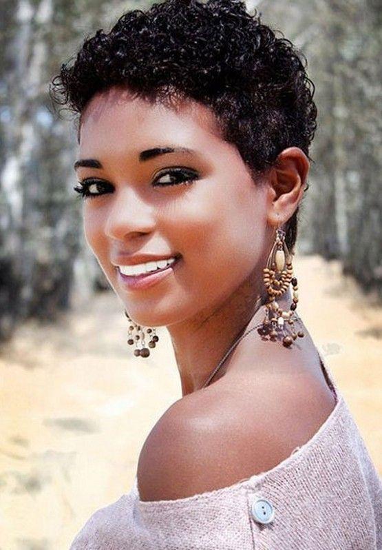 2016 Short Hair Cut Ideas For Black Women 7